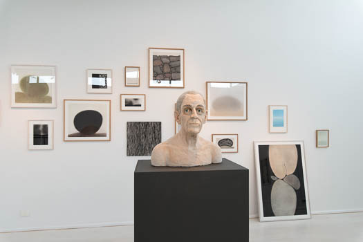 Exhibition at Tomelilla konsthall, 2018